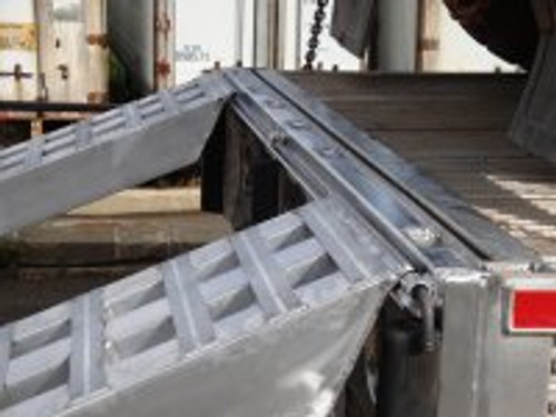 Aluminum Skid Seats