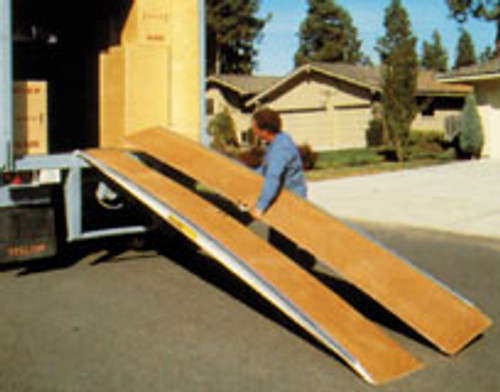 2-in-1 Heavy Duty Fiberglass Ramps Model 1636AL