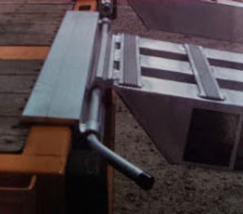 Aluminum Trailer Adapter