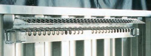 "Sturdy Lite Chain Rack Notch Rack 48"" 24 Notch CR 48"