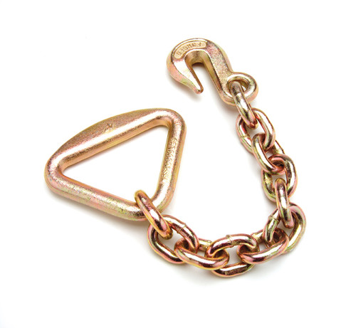 S and J 38 chain with Triangle and Hook Anchor