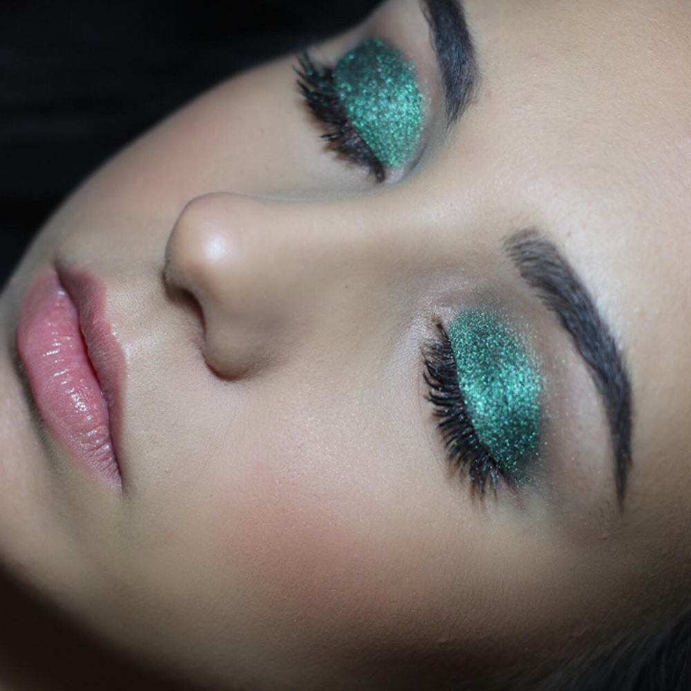 Sheer Miracle Pure Mineral Eye Shadow in Forest