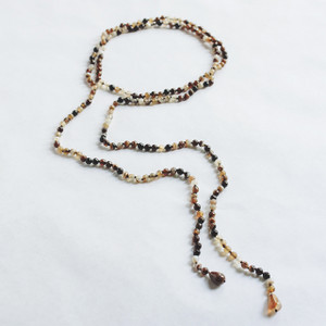 Brown Jasper Lariat