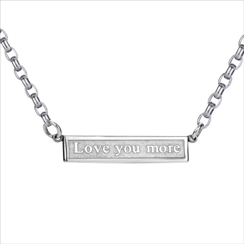 Colby Davis of Boston Necklace        Love You More