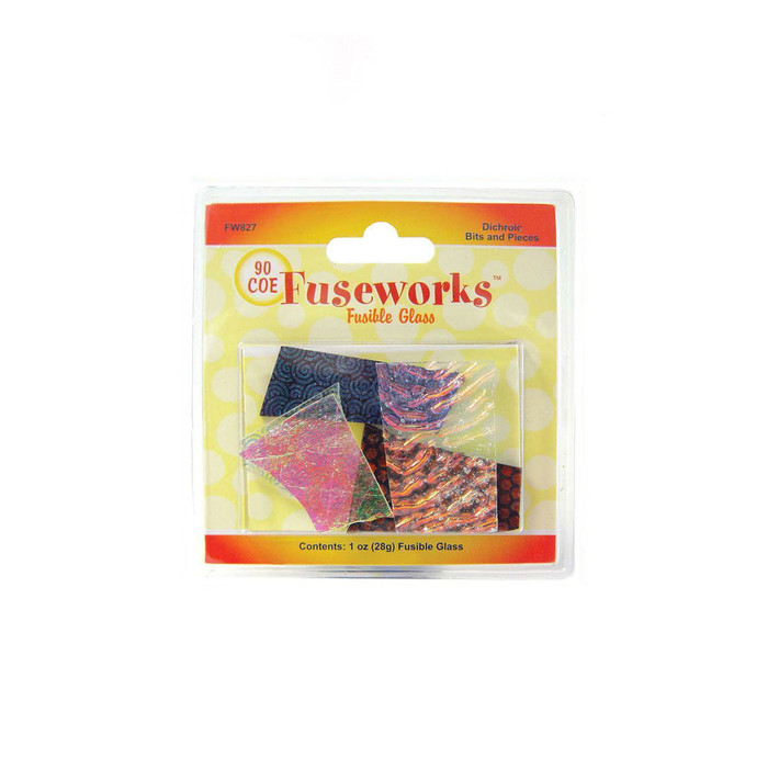 Fuseworks Dichroic Bits & Pieces - 28g (1oz)