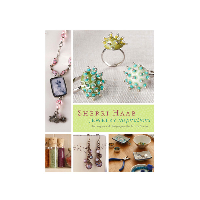 Jewellery Inspirations Book by Sherri Haab