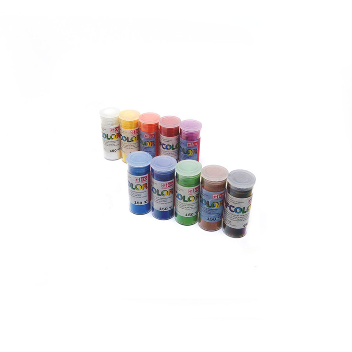 Efcolor Cold Enamel - 10ml Small