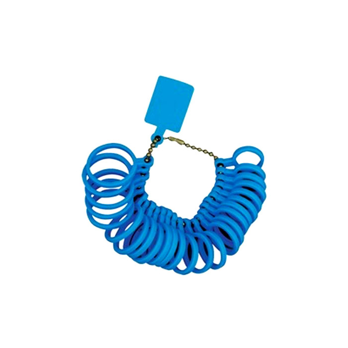 Ring Gauge - Plastic - US Sizes