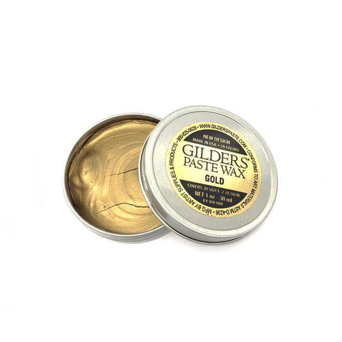 Baroque Art Gilders Paste Wax - Gold