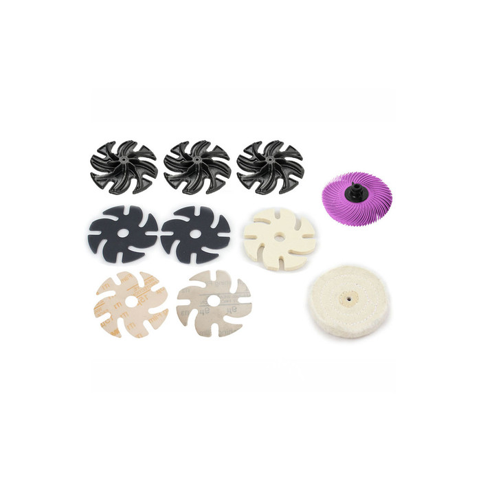 Add-on kit for polymer clay JoolTool