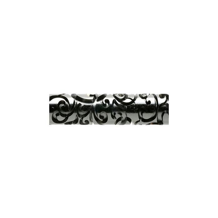 Acrylic Texture Roller - Curlicue 5cm