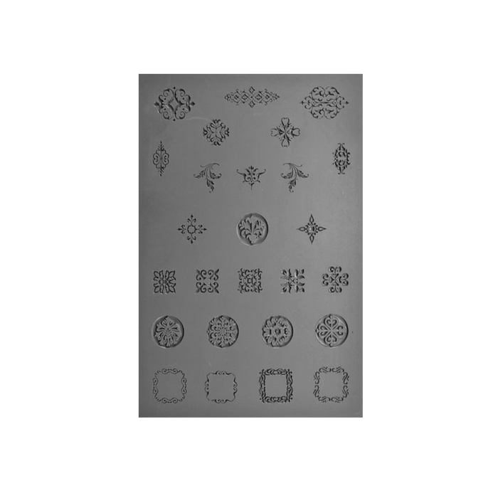 Jewellery Artist Elements Texture Sheet - Craftsman 1