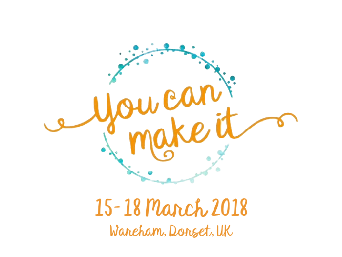 You can make it! 15-18 March 2018