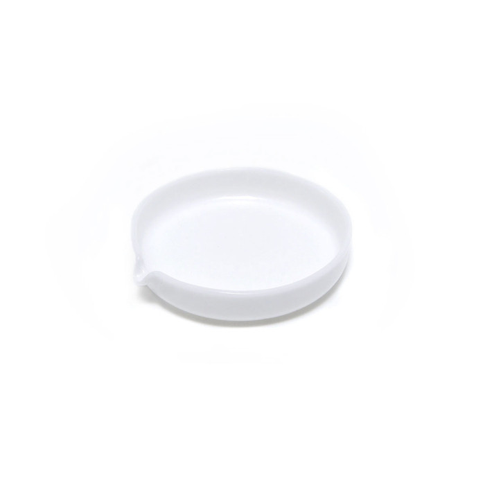 Firing Dish - Flat Form Silica