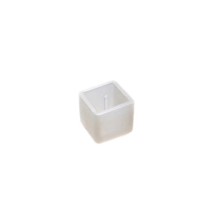 Silicone Resin Mould - Bead Square - Large