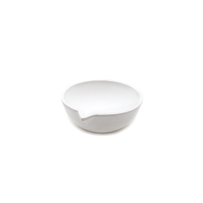 Crucible Alumina Ceramic, 7.62cm