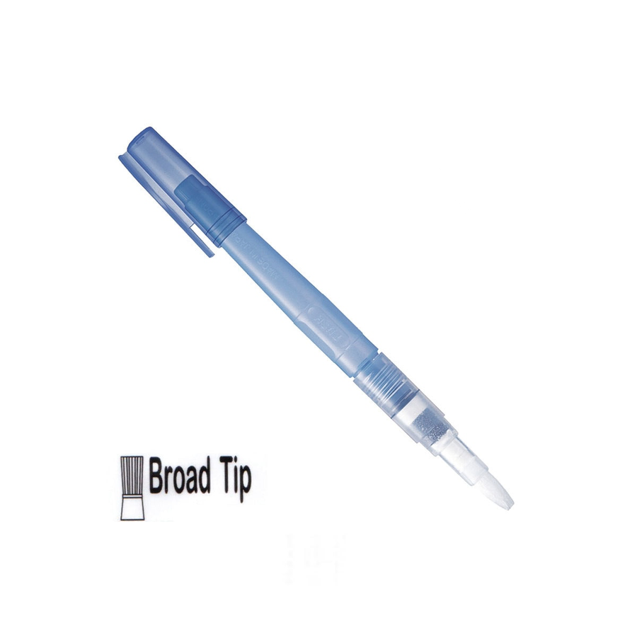 Water & Oil Brush - Broad Tip