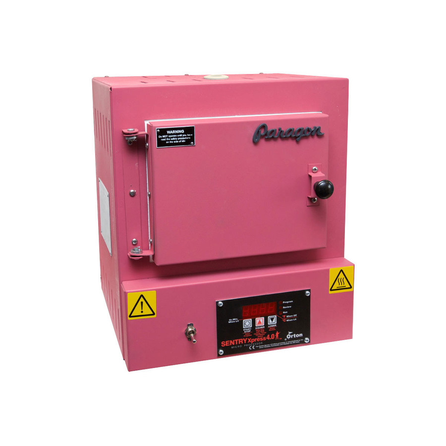 Paragon SC2 Programmable Kiln - Hot Pink