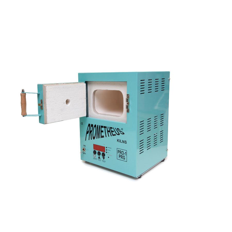 Prometheus Programmable Mini Kiln PRO-1 PRG - Exclusive Signature Teal