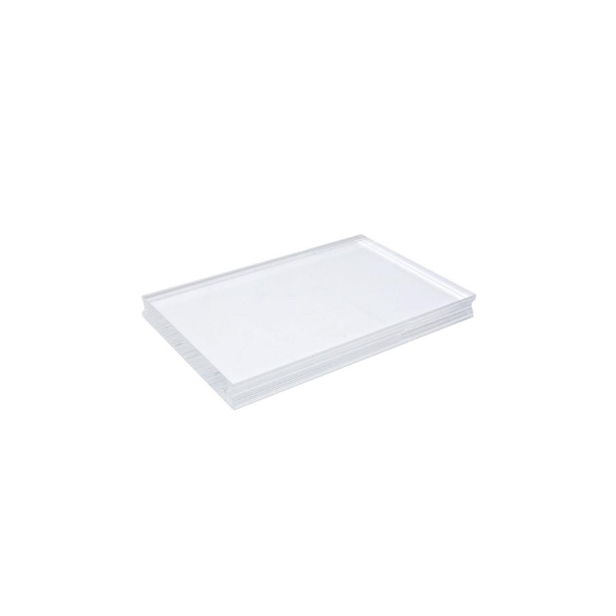 Acrylic Block Large - 100 x 150mm