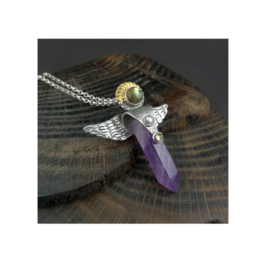 Joy Funnell Riveting Pendant With Gold Masterclass - 22-23 September 2018