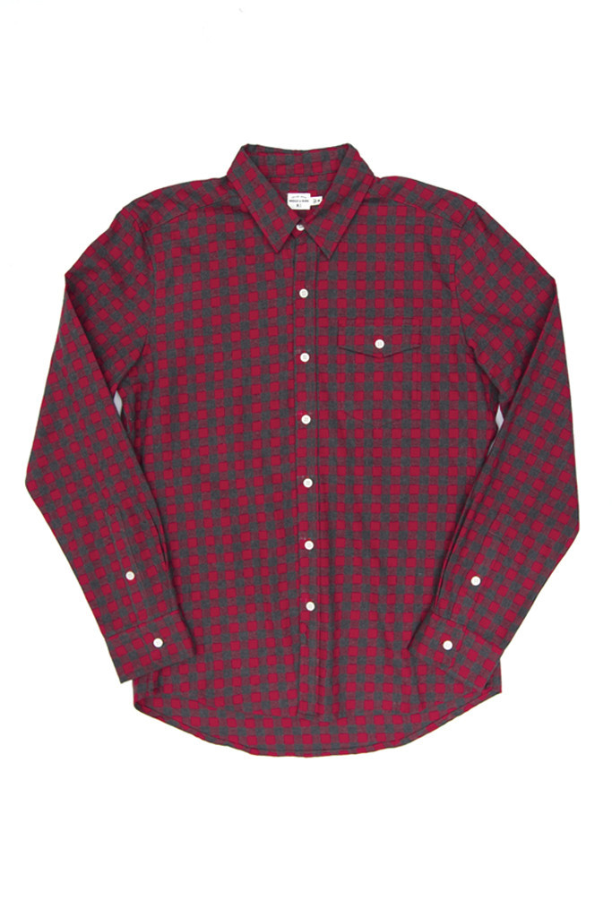 Clinton Gingham Shirt
