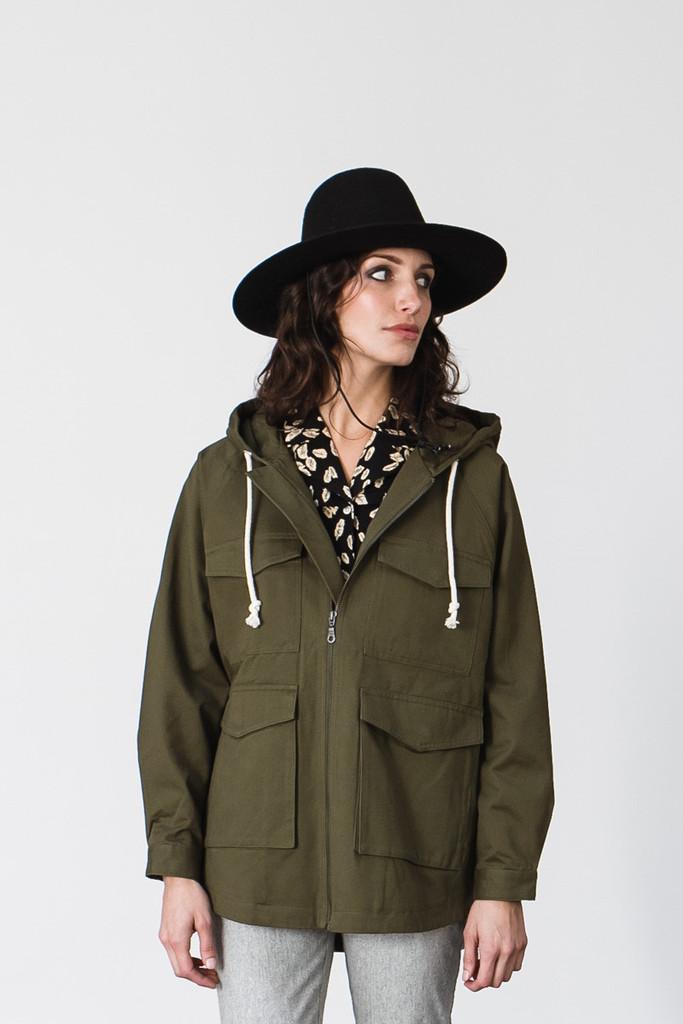 Howell Olive Jacket
