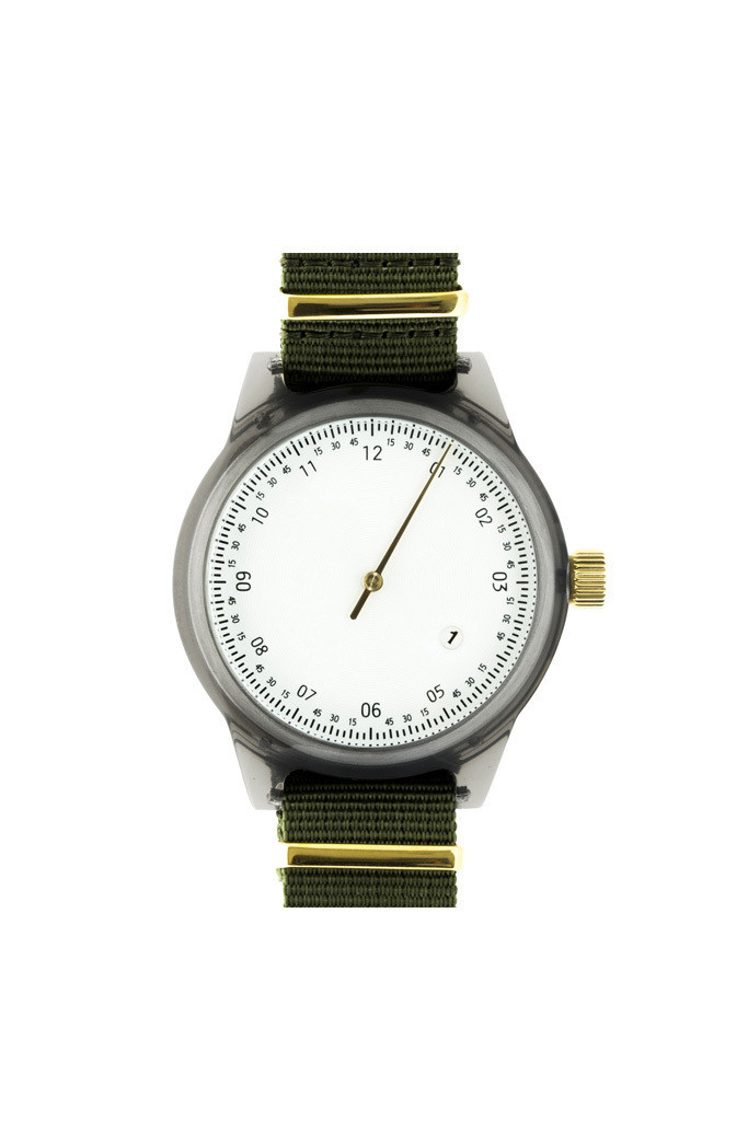 Squarestreet Minuteman Army Watch