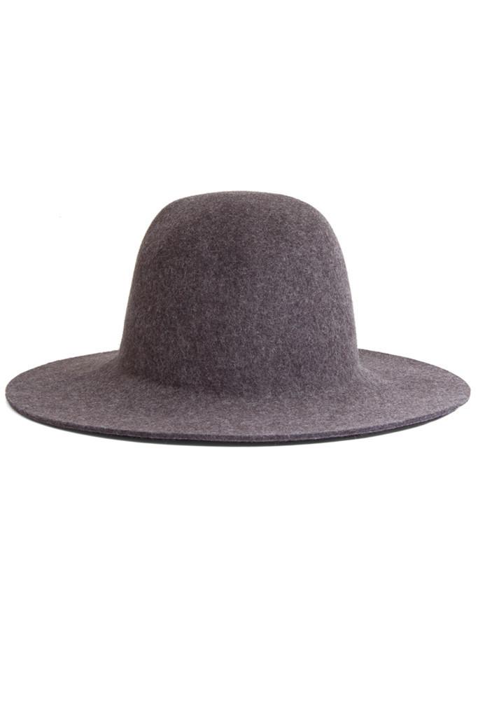 Westerlind Felt Hat - Grey
