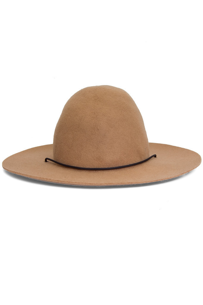 Westerlind Felt Hat - Camel