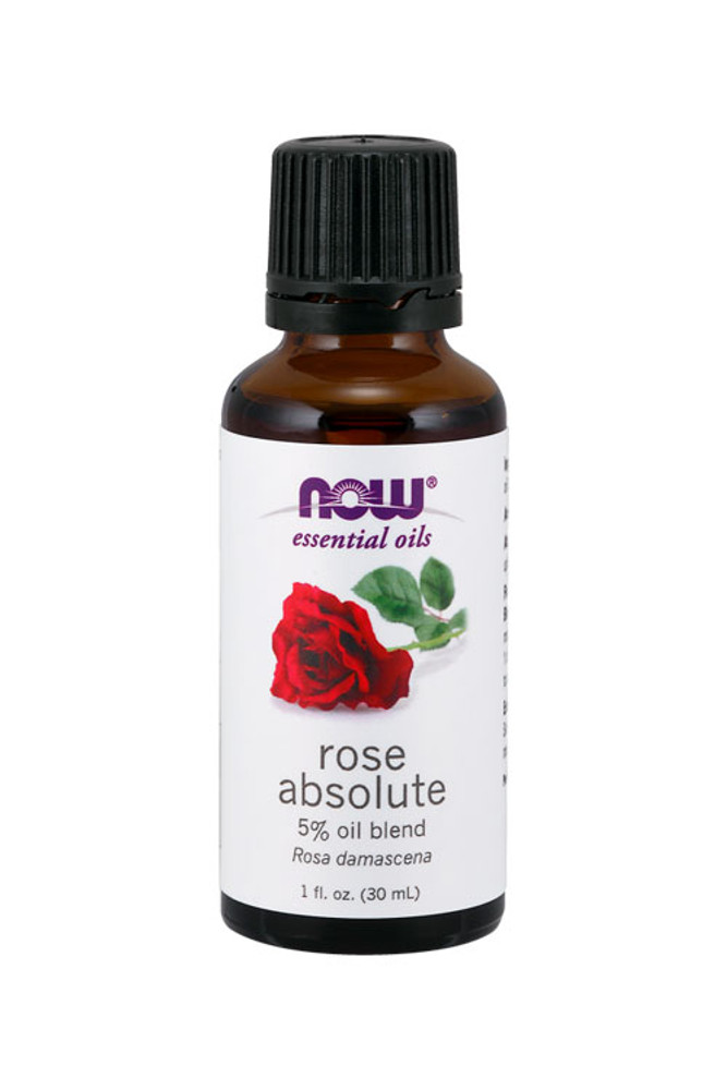 Now Foods Rose Absolute 5% oil 1oz
