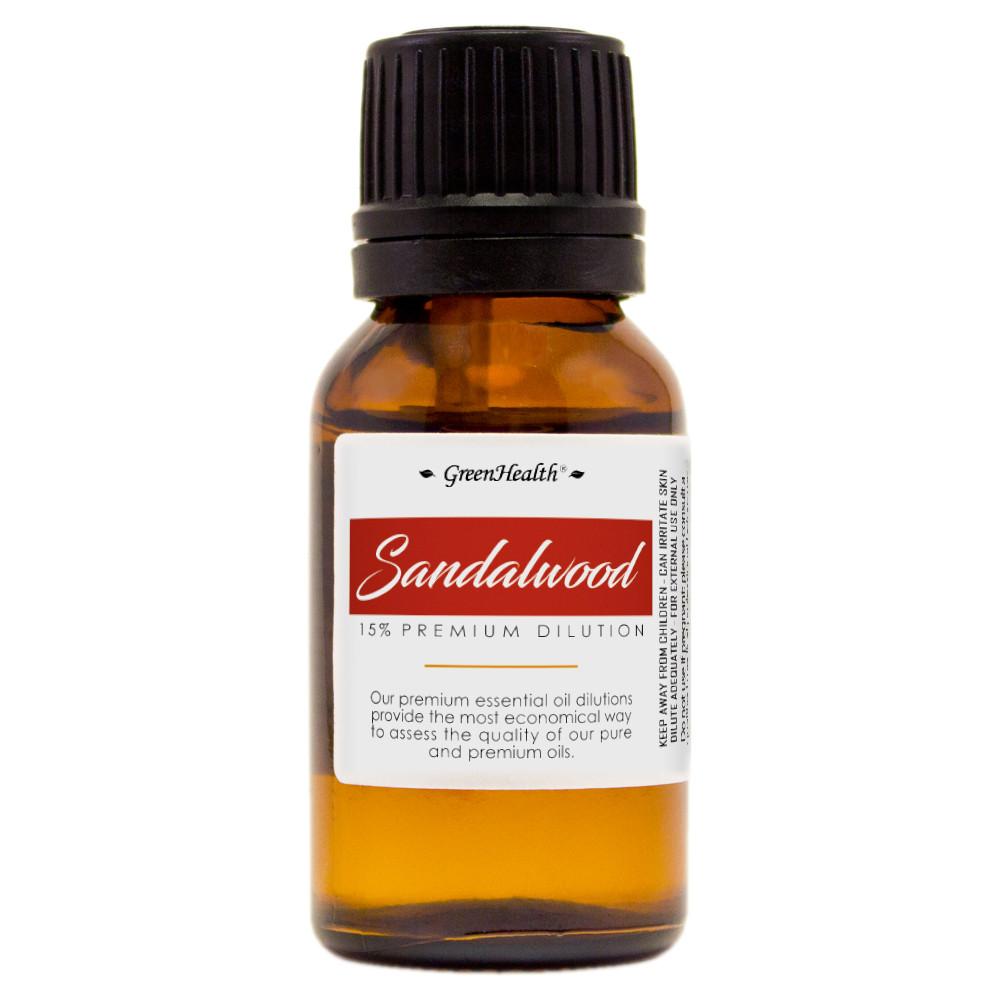 15 ml Sandalwood 15%