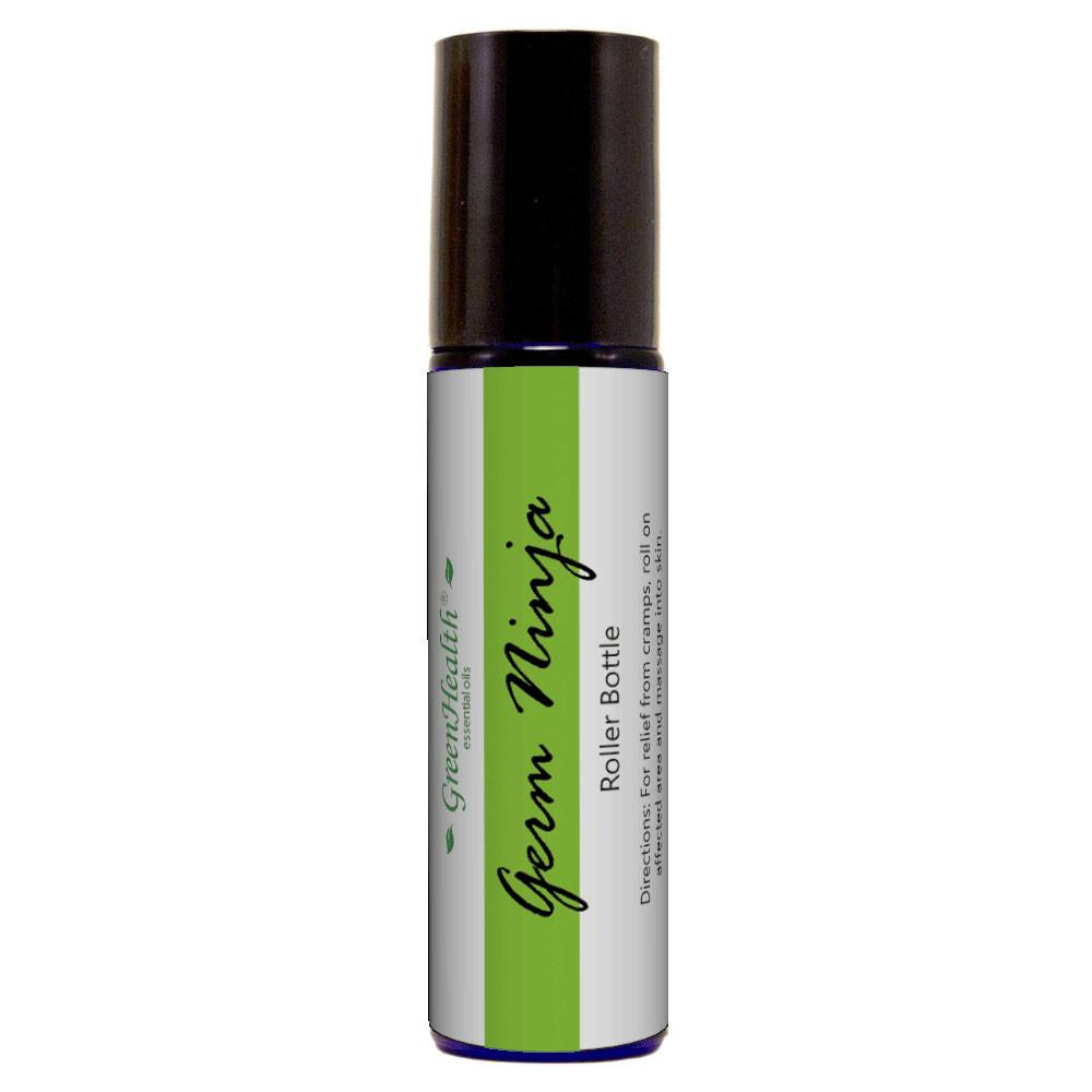 10 ml Ready To Use Roller Bottle - Germ Ninja