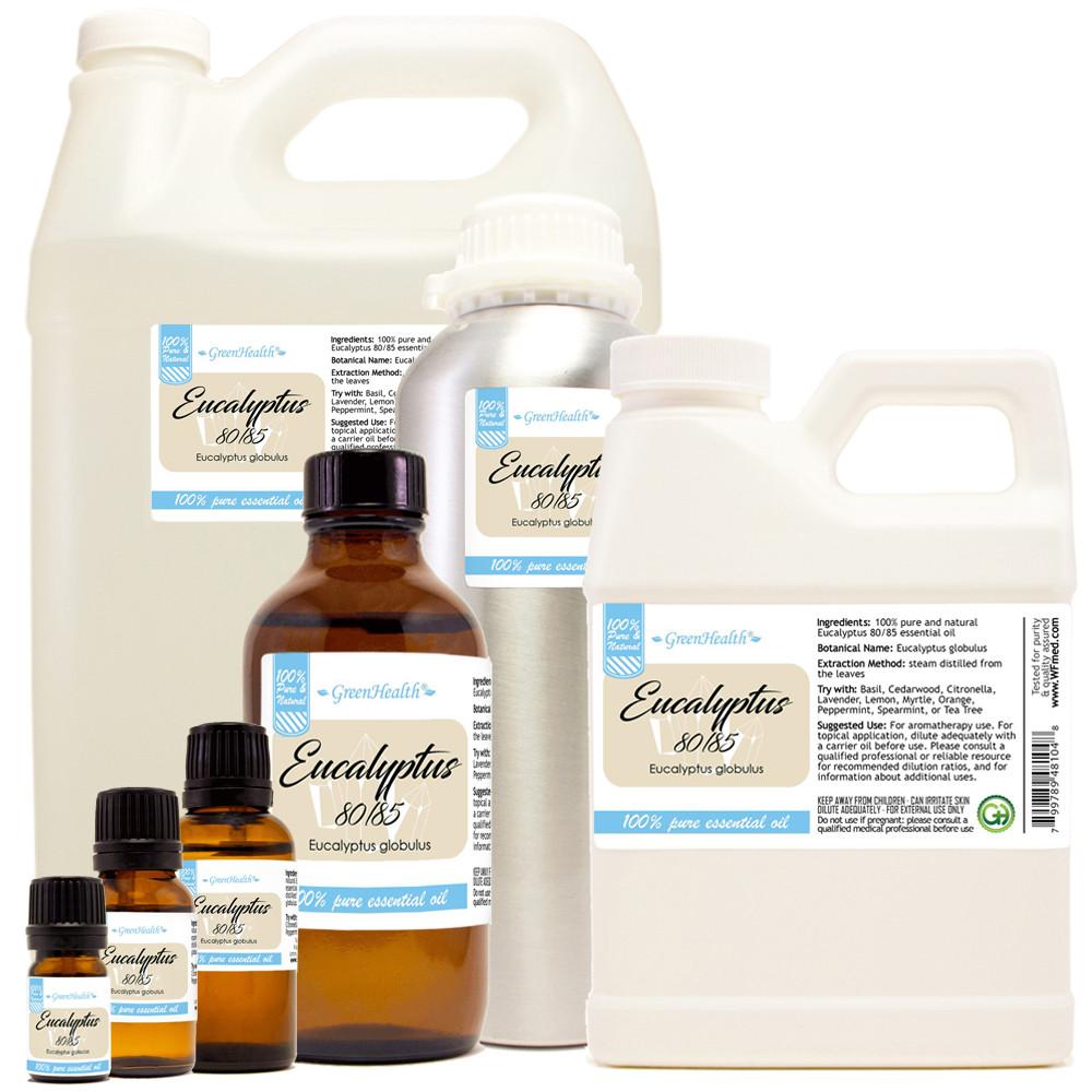 Eucalyptus 80/85 Essential Oil