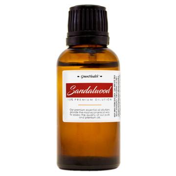 1 oz Sandalwood 15%