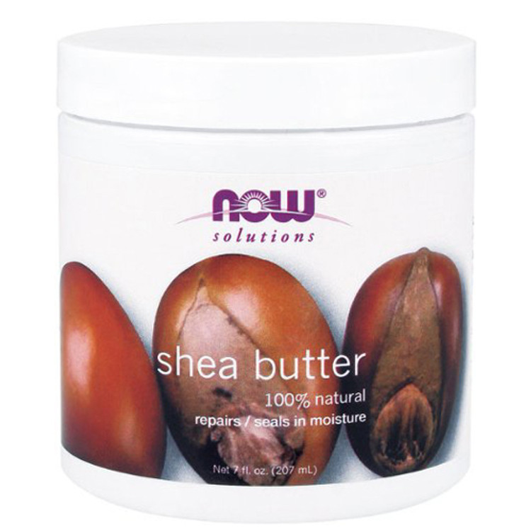 NOW Foods - Shea Butter, 7 oz