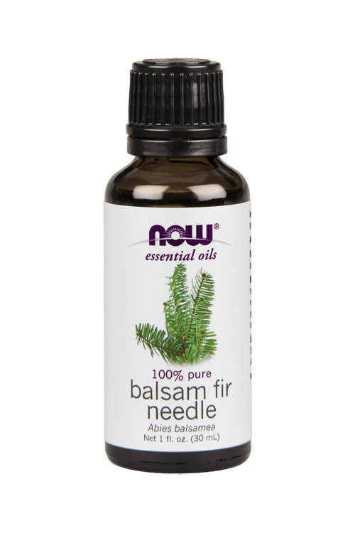 Now Foods Balsam Fir Needle Oil 1oz
