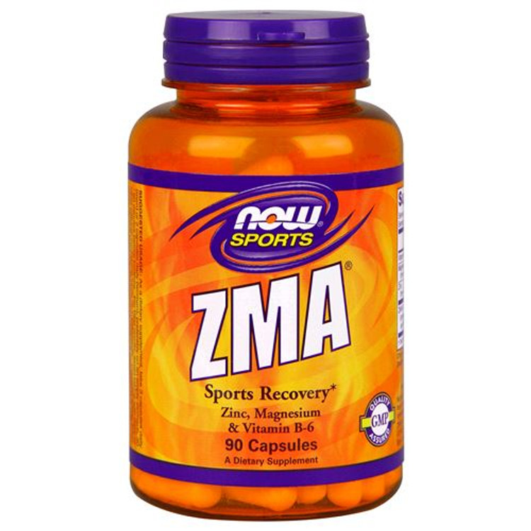 ZMA (90 Caps) - NOW Foods