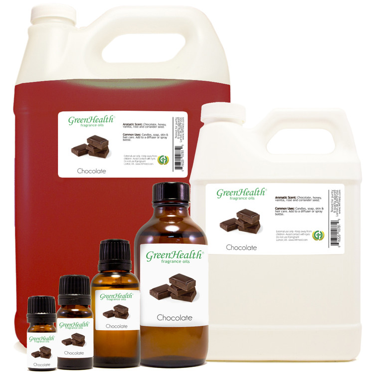Chocolate Fragrance Oil 10ml 1oz 2oz 4oz 8oz 16oz 32oz