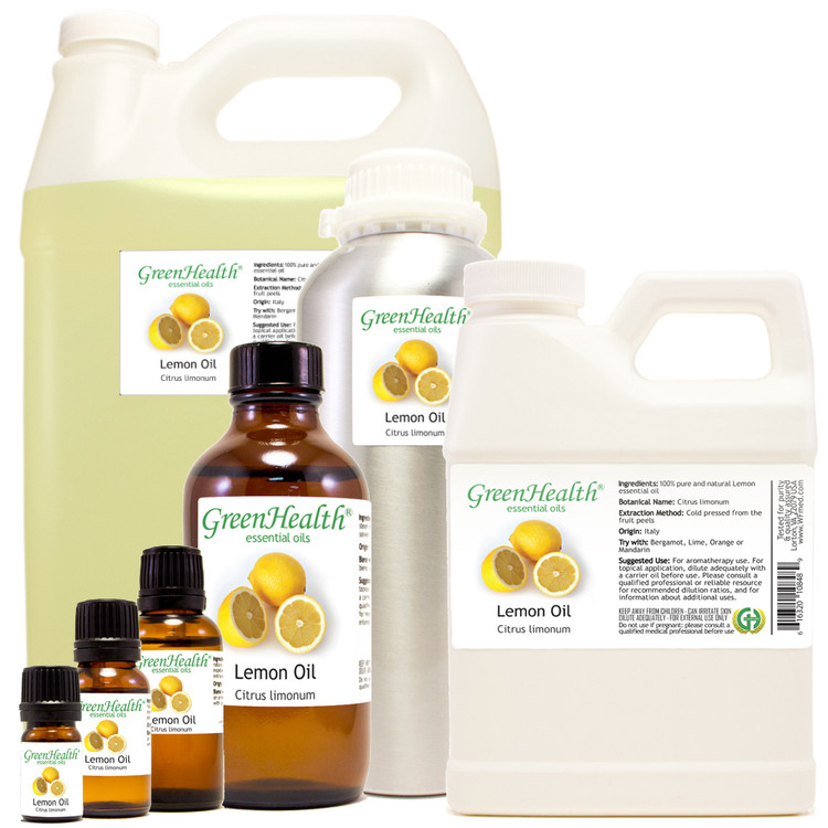 lemon oil citrus limonum