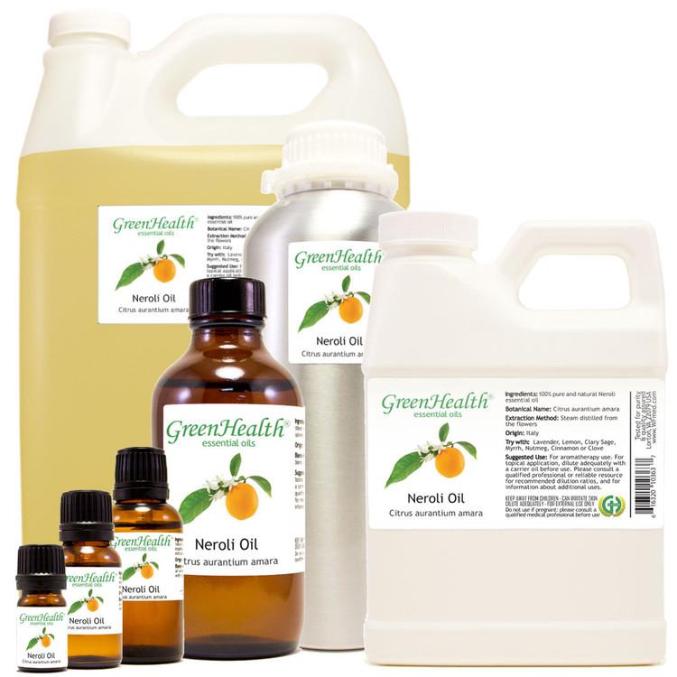 neroli oil citrus aurantium amara