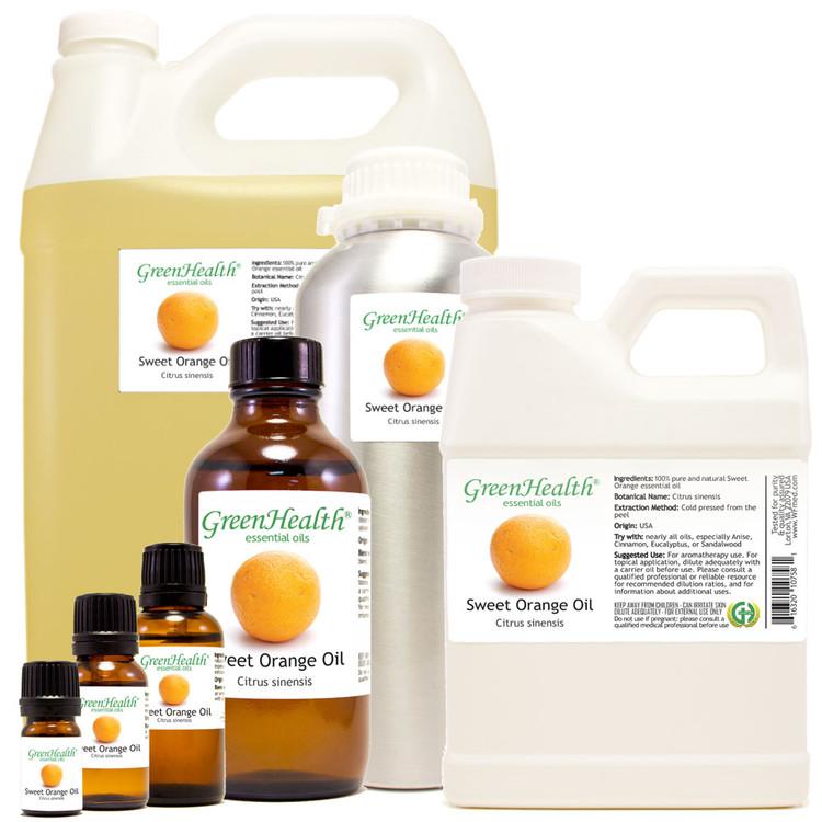 sweet orange oil citrus sinensis 5ml 10ml 15ml 1oz 2oz 4oz 8oz 16oz 32oz