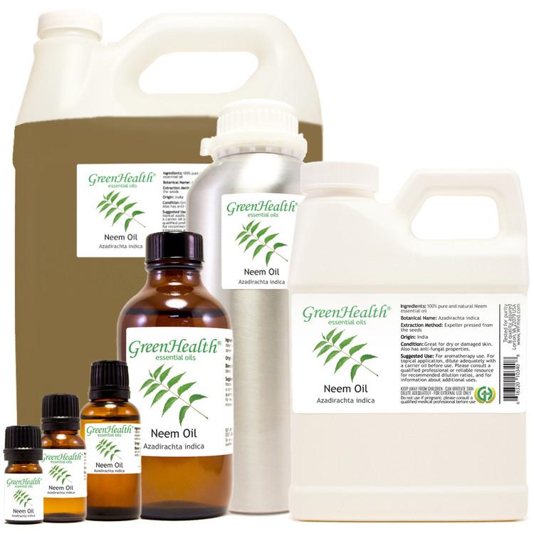 Neem oil azadirachta indica 5ml, 10ml, 15ml, 1oz, 2oz, 4oz, 8oz, 16oz, 32oz