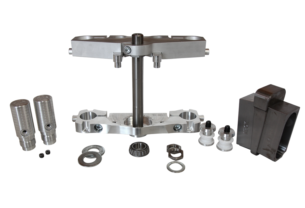 """30"""" Wheel Easy Weld In WEDGE Kit for 2008 and below Harley-Davidson Touring"""