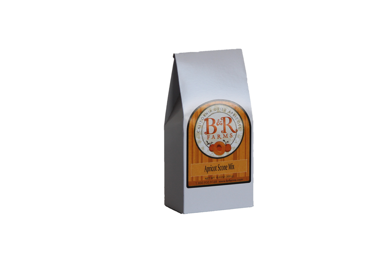 Apricot Scone Mix 10.6 oz