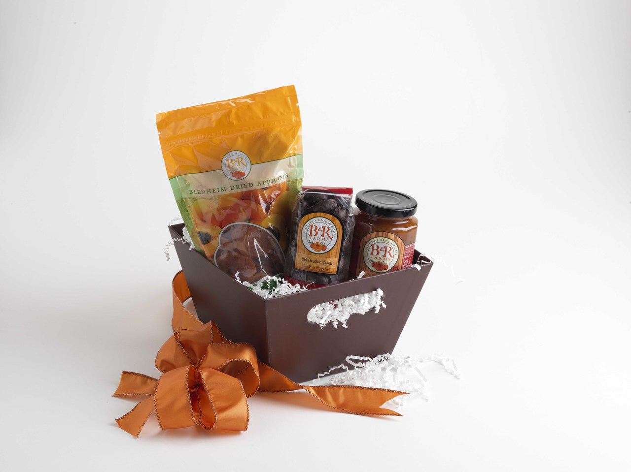 Scott's Treats Basket