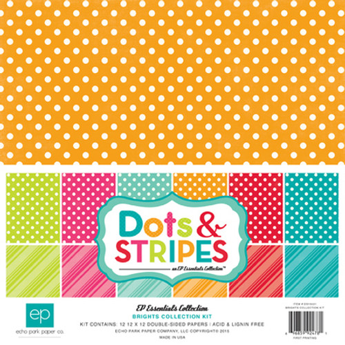 Dots & Stripes Bright