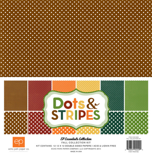 Dots & Stripes Fall