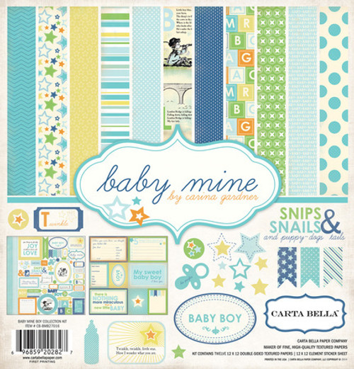 Baby Mine- Boy