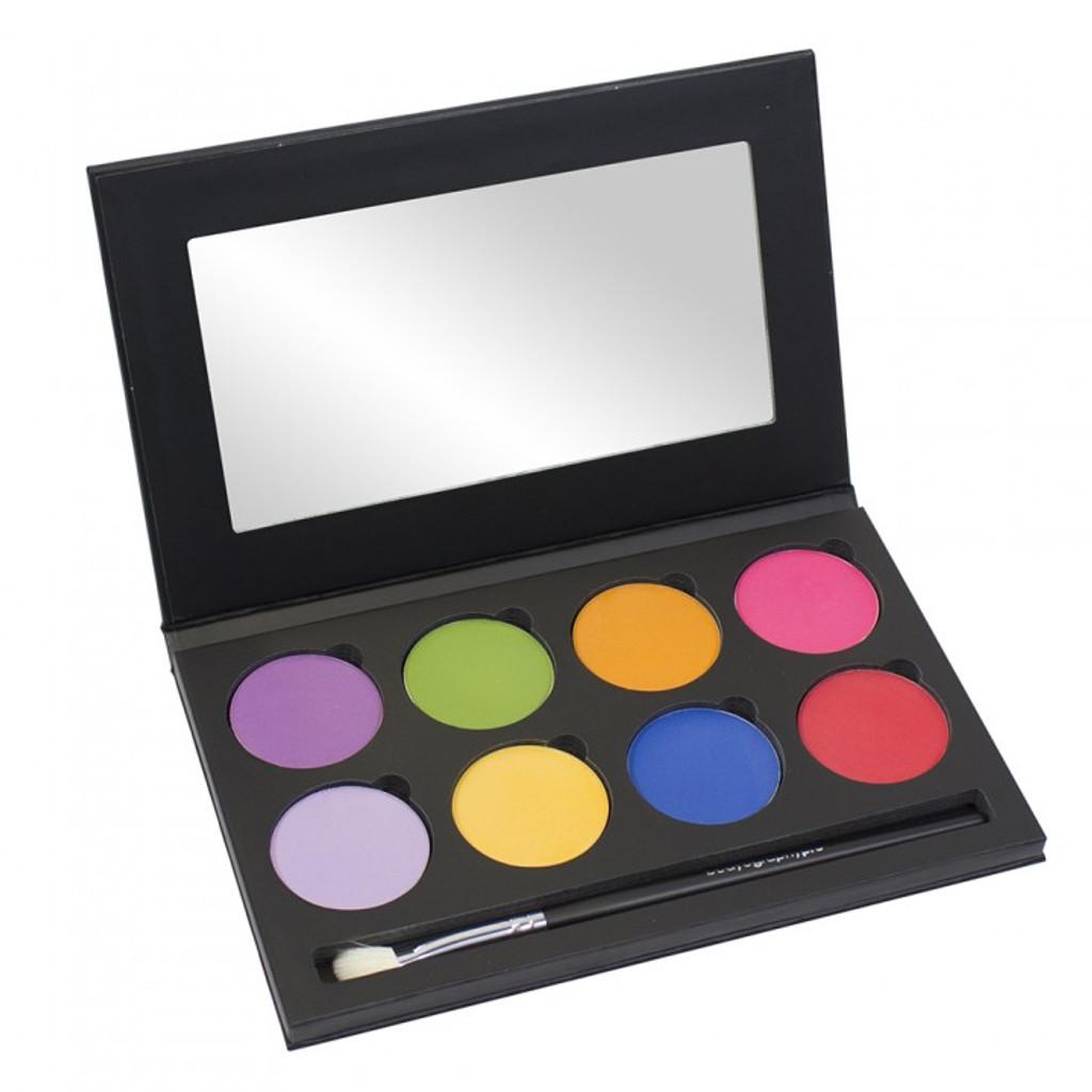 Pure Pigment Palette